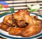 chicken wings oyster